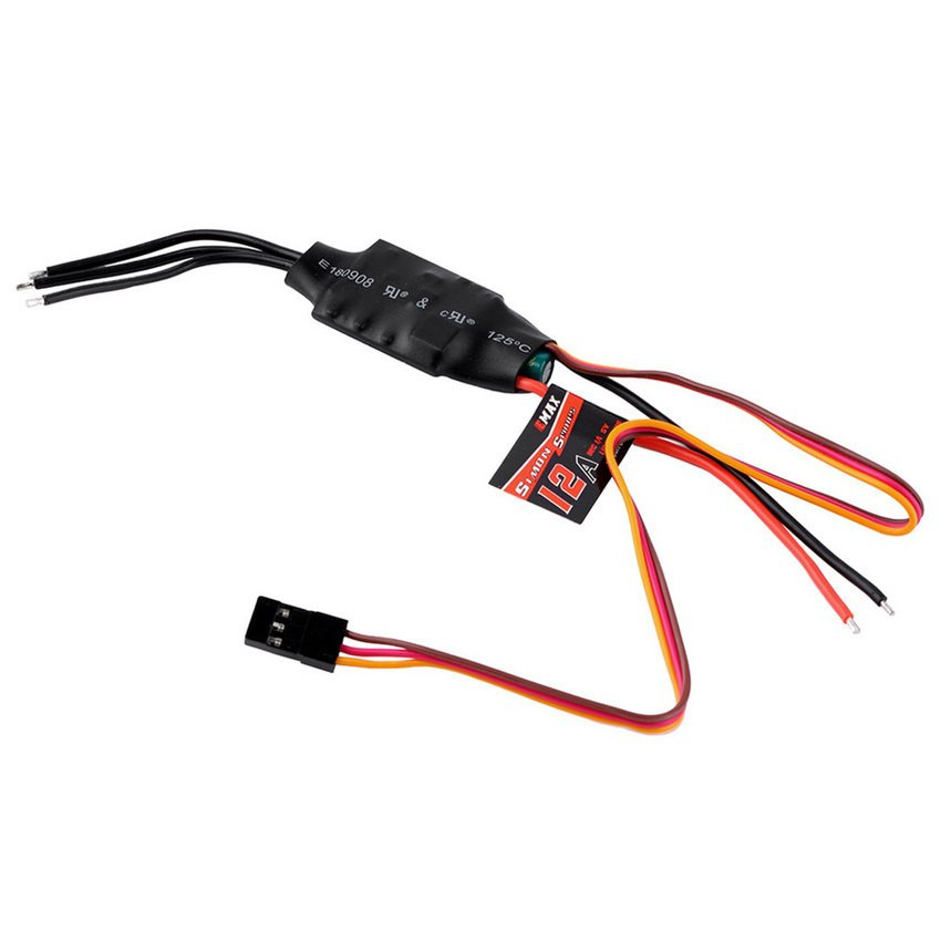HKS :EMAX Simonk 12A Firmware Brushless ESC with 1A 5V BEC - Intl product preview, discount at cheapest price