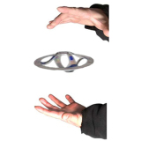 HKS Mystery UFO Floating Flying Saucer Magic Toy Trick (Intl) - thumbnail 2