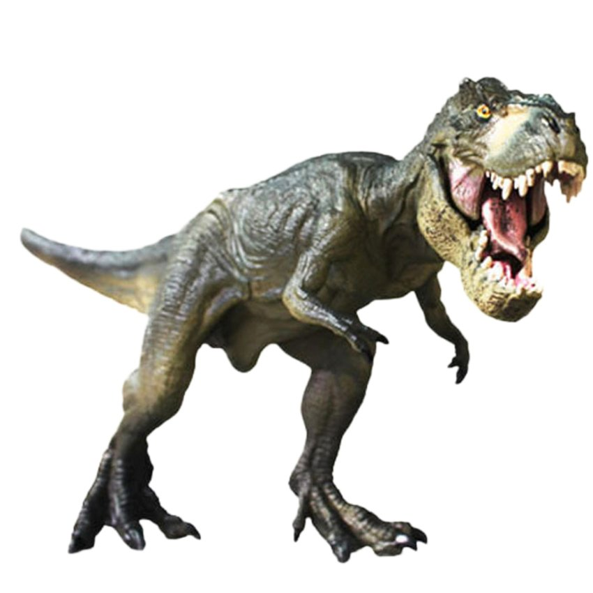HKS Simulation Dinosaur Model Toy Color Figure - Intl product preview, discount at cheapest price