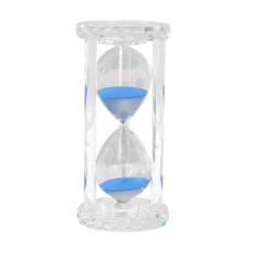 Hogakeji Crystal 30 Minutes Hourglass Sand Timer Clock Romantic Mantel Office Desk Coffee Table Book Shelf Curio Cabinet Christmas Birthday Present Gift Box Package - Intl By Hongaokeji.