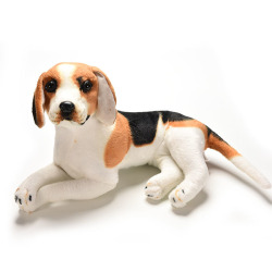 HomeGarden Simulation Dog Plush Toy for Kids (Intl)