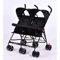 Hope Twin Stroller For Kids, Toddlers, And Infants By Crystal 168.