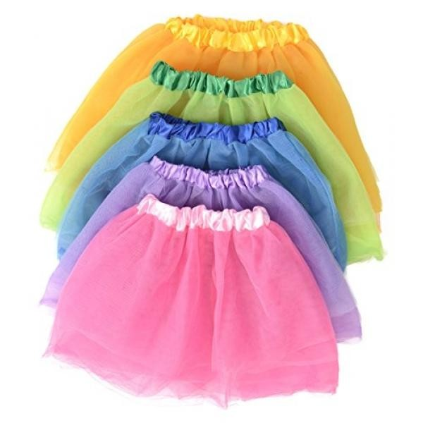87152bf85bb66 Kangaroos Princess Tutu Collection  (5-Pack) Ballet Tutus - intl
