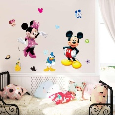 Kids Room Wall Stickers Removble Baby Bedroom Wall Decals Diy Home Wall  Poster   Intl