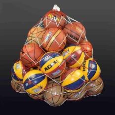 Large Ball Pocket Bold Solid Volleyball Football Basketball Soccer Nylon Bag - Intl By Moyaa.