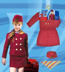 Le Sheng Flight Attendant Costume  sc 1 st  Lazada Philippines & Baby Costumes for sale - Costumes For Toddlers online brands prices ...