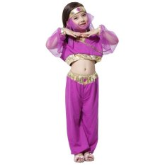 Lemon Halloween Costume Girls Arabian Princess Dresses Kids Dancedress Stage Performance Suit -M - intl  sc 1 st  Lazada Philippines & Baby Costumes for sale - Costumes For Toddlers online brands prices ...