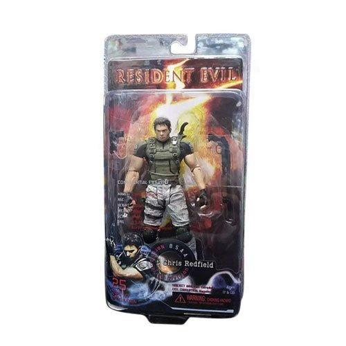 Neca Resident Evil Chris Redfield Model Toy - thumbnail