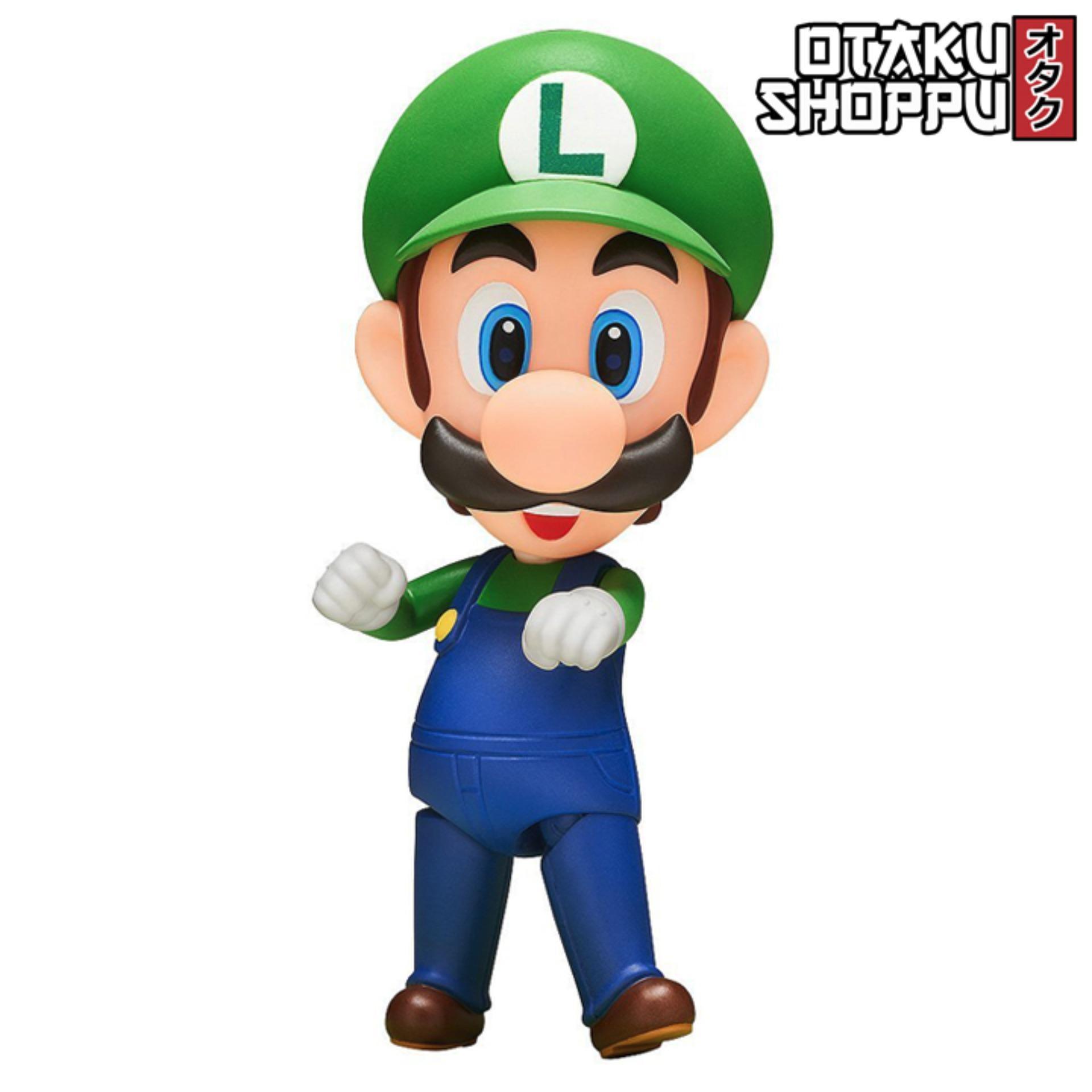 Luigi mini video game figure
