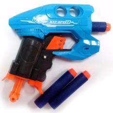 Nerf Gun Super Mars Soft Bullet Toy Gun Blue