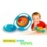 Non Spill Baby Food Bowl Spilling 360 Rotating Kid Feeding Dish Toddler Gyro Toy Punctual Timing Feeding Cups, Dishes & Utensils