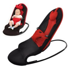 Newborn Baby Infant Rocking Balance Soft Cotton Seat Chair 0-2y Support Bouncer Red - Intl By Freebang.
