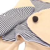 OEM Baby Swaddle Cotton Blanket - Krem - thumbnail 4