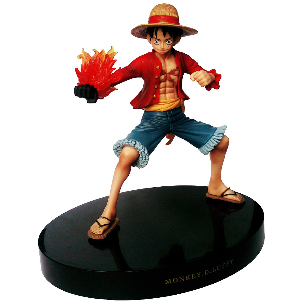 One Piece History of Monkey D. Luffy Banpresto 2015 product preview, discount at cheapest price