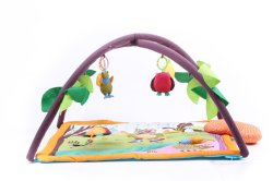 Oops Multi-Activity Gym Forest (Multicolor)