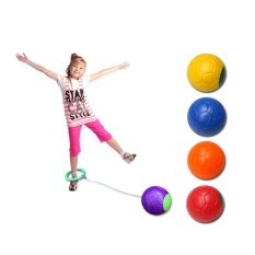 Oscar Store Led Bouncing Ball Light Up Changing High Novelty Sensory Ball Childrem Gift - Intl By Oscar Store.