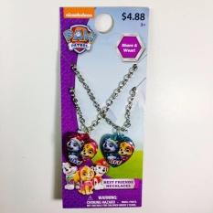Paw Patrol Bff Necklaces Set By Geek Universe.