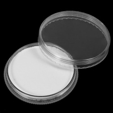 Professional Water-based Matte Body Painting Makeup Face paint (White) - intl