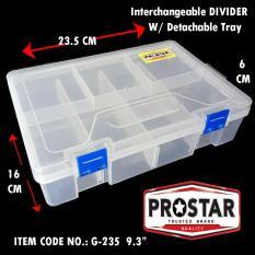 Prostar G Box / Medicine Box Model G-235 9 3