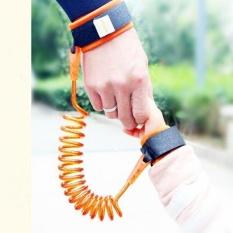 PTQ Child Anti-Lost Band Baby Safety Harness Strap Wrist Leashwalkinghand Belt (1.5M