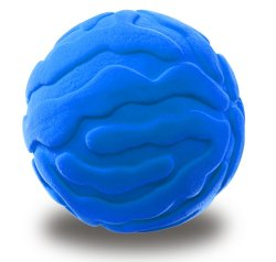 Rubbabu Jellyfish Ball (Blau)