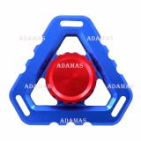 Triangular Hand Fidget Spinner (Blue) image