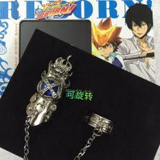 7 Tutor Vongola Original Gem Band Ring By Taobao Collection.