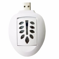 Usb Bug Mosquito Insect Killer Repellent White By Korean Cosmetics.