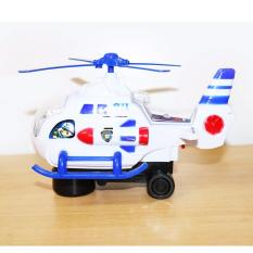 White/blue F702 Helicopter 584519 W58 (mp) By Prince Warehouse.