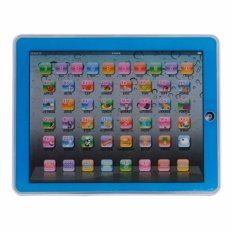 Ypad Multimedia Learning Computer Toy Tool (blue) By Blanja.