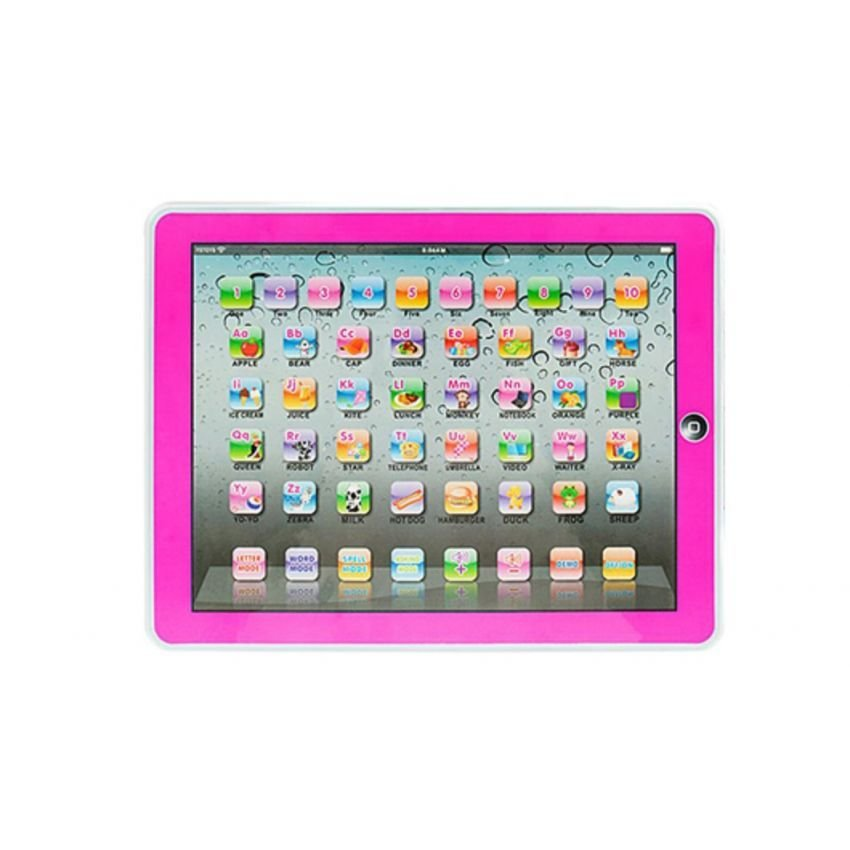 Ypad Multimedia Learning Computer Toy Tool (Pink) product preview, discount at cheapest price