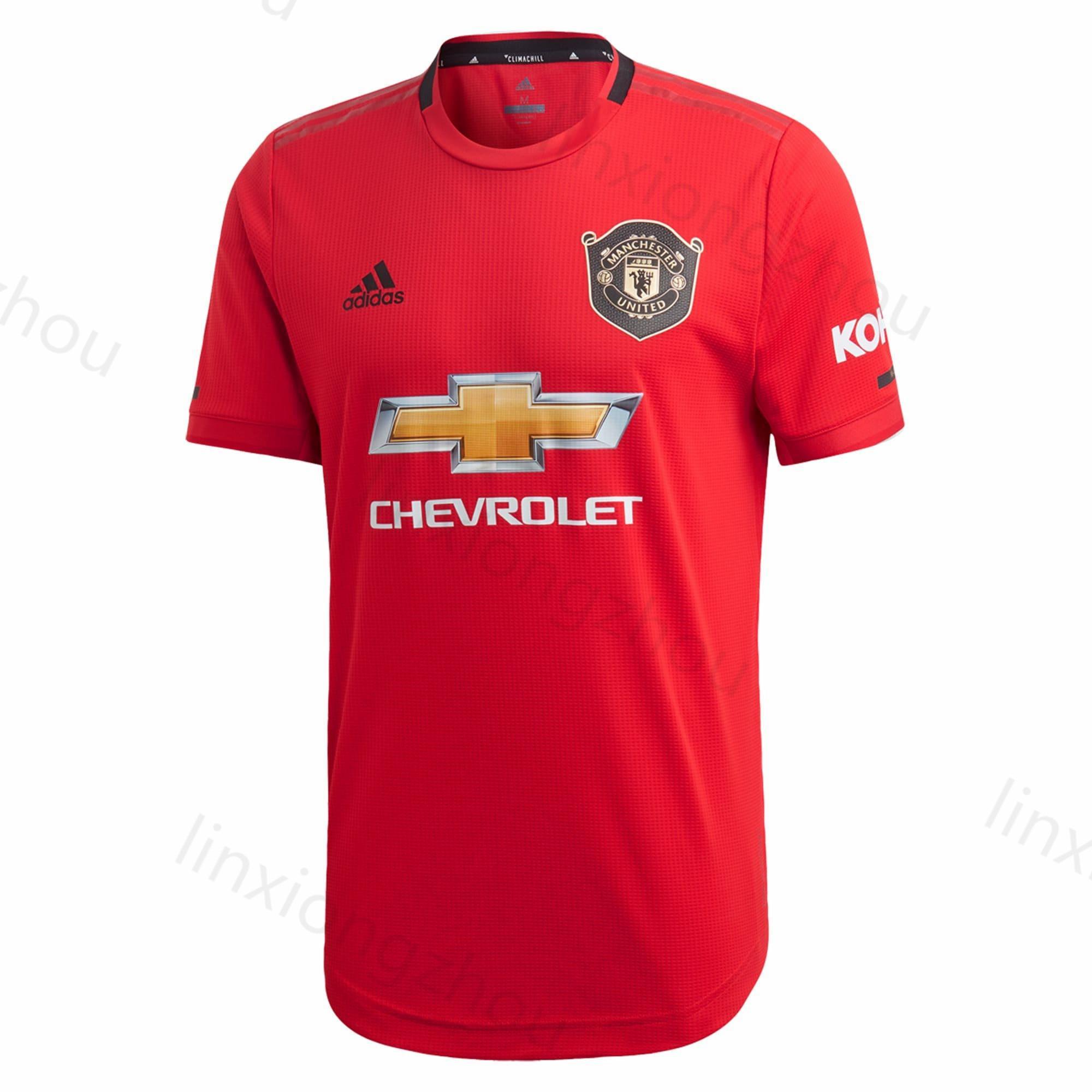 9d1b5d25f8fc Highest quality 1920 Manchester United Man Utd football Jersey grade AAA