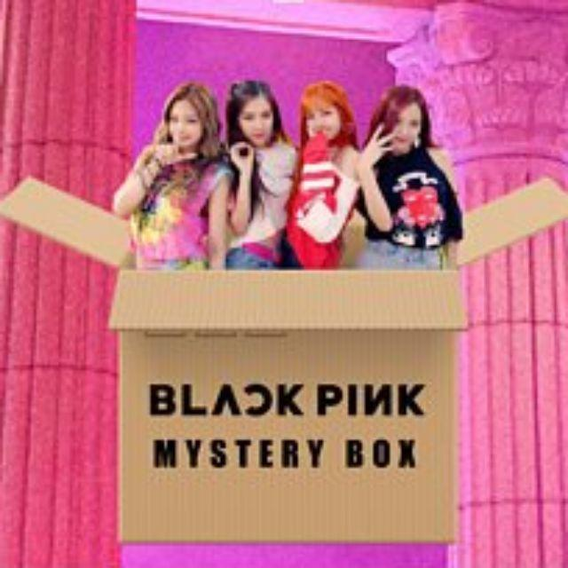 Blackpink Mystery Box (small) By Toys Express.