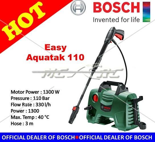 Bosch Aquatak High Pressure Washer EasyAquatak 110