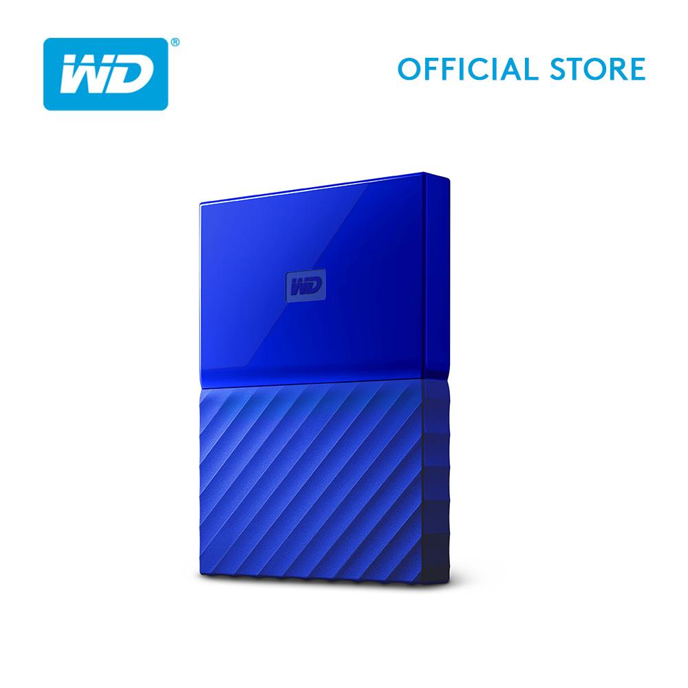 WD My Passport 1TB USB 3 0 Portable External Hard Drive with Password  Protection and Auto Backup Software