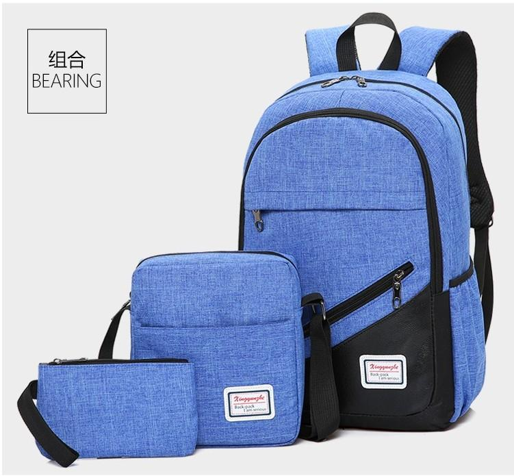 A.L COD school bag female high school students Korean version of the campus  wind wind Sen 6bb23133adf17
