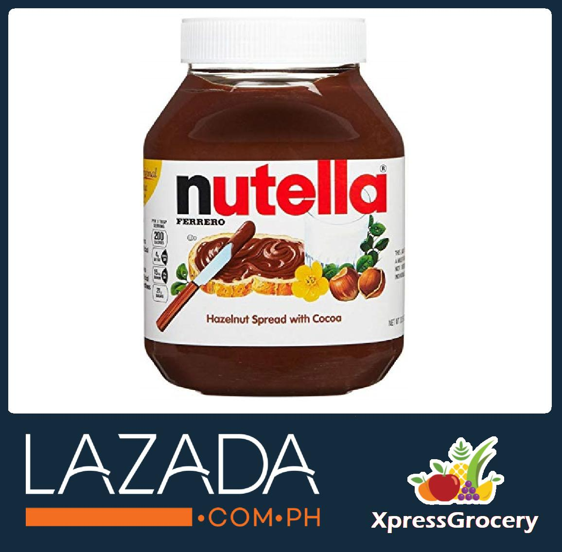 [XG] NUTELLA Chocolate Spread 900g
