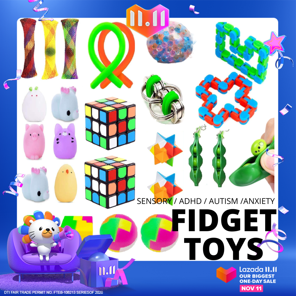 Black Friday New Package 3 Special Needs Pop It Fidget Toy Birthday Gift Fidget Toys Sensory Toys Bundle Stress Relief Fidget Hand Toys For Kids And Adults Sensory Fidget And Squeeze Widget For Relaxing