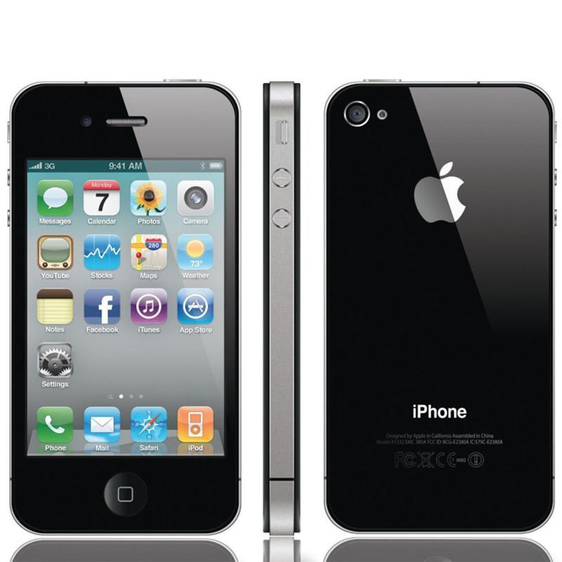 Original lPhone 4S 16GB  Factory Unlock