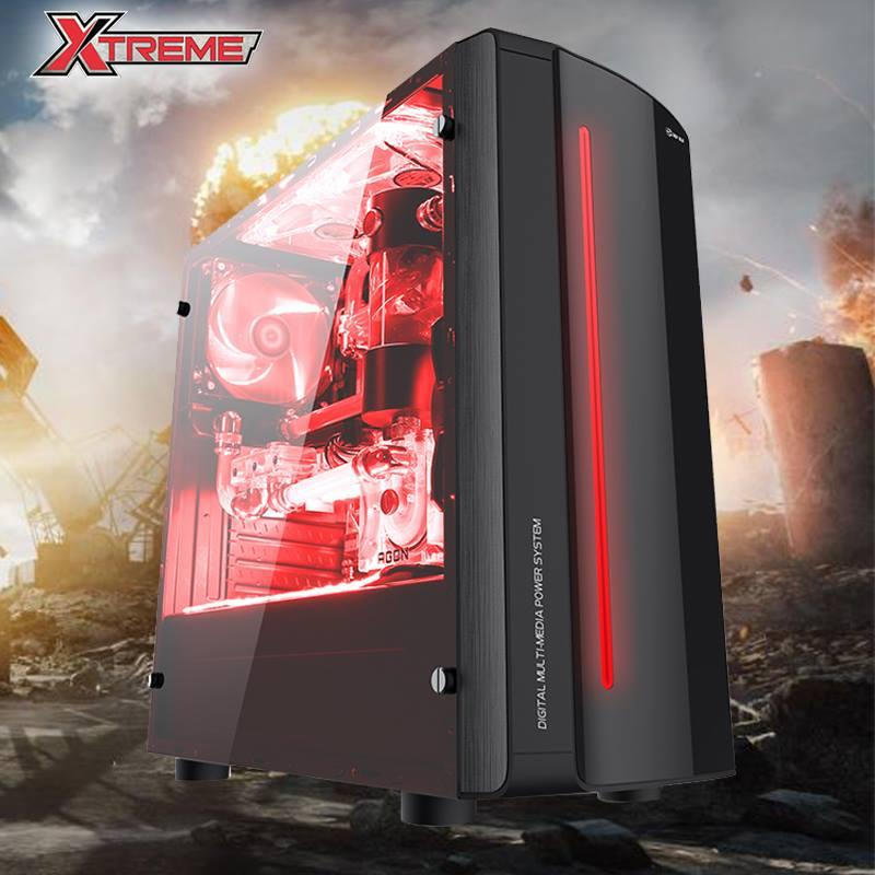 Xtreme Aladin Lamp Computer Gaming Case By Iflex Desktop Accessories.