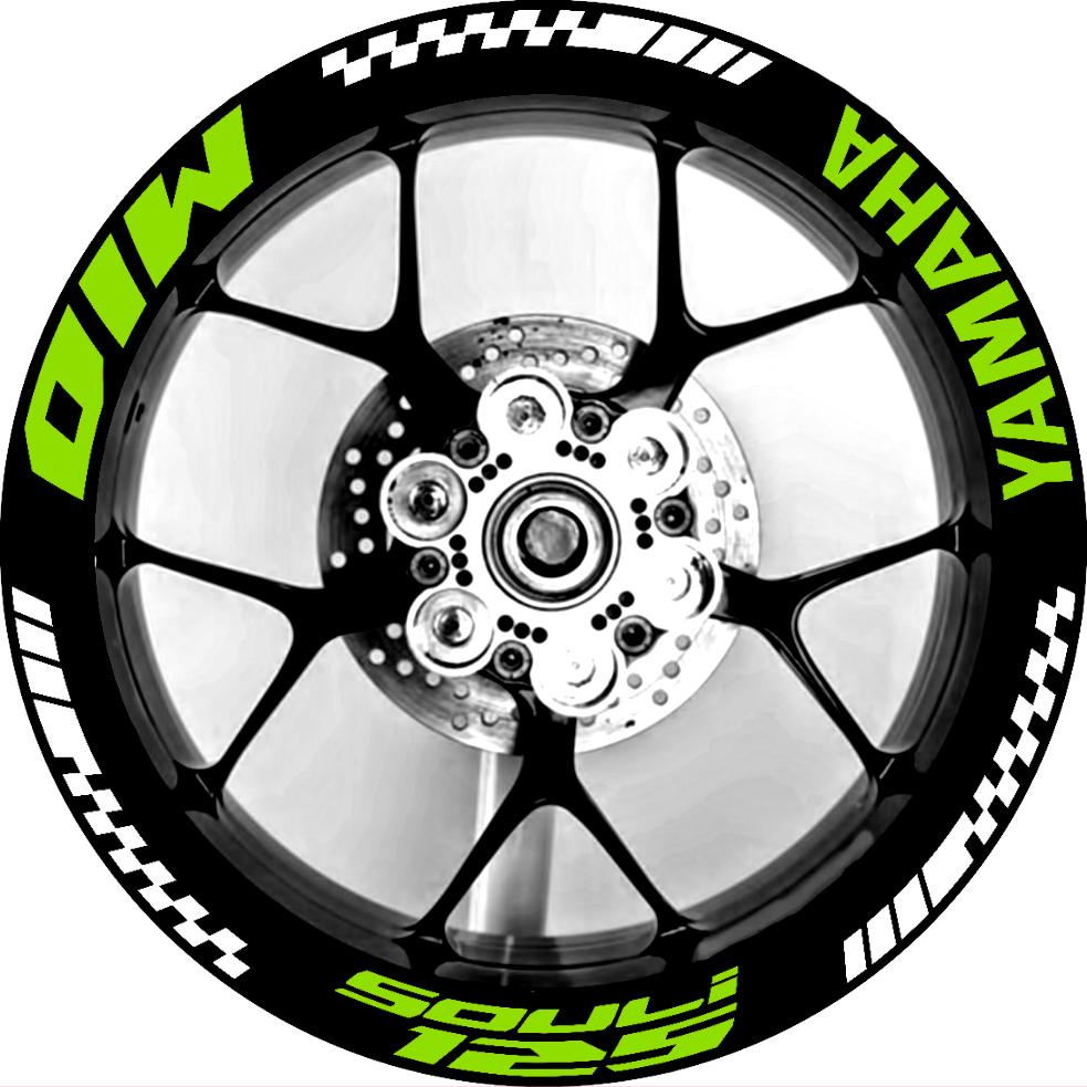 Product details of sticker only yamaha mio soul i 125 mags rim decal sticker pair wheels