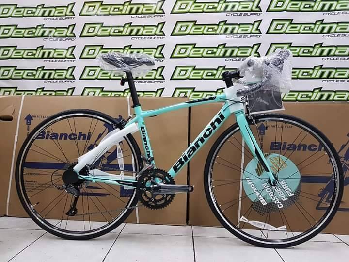 Bianchi Via Nirone 7 Road Built Bike 700c