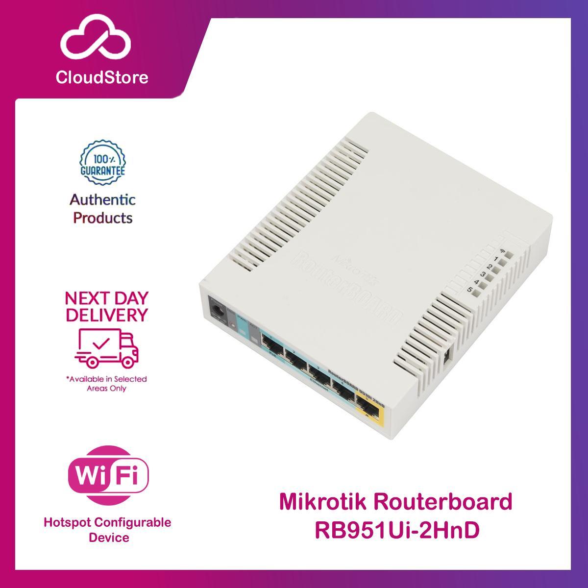 Loading Mikrotik Routerboard Rb951G 2 Mikrotik Antenna — Saver