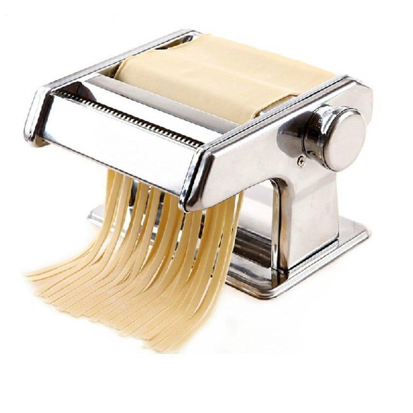 Manual Pasta Maker Machine Noodle Hand Crank Cutter By Bh906.