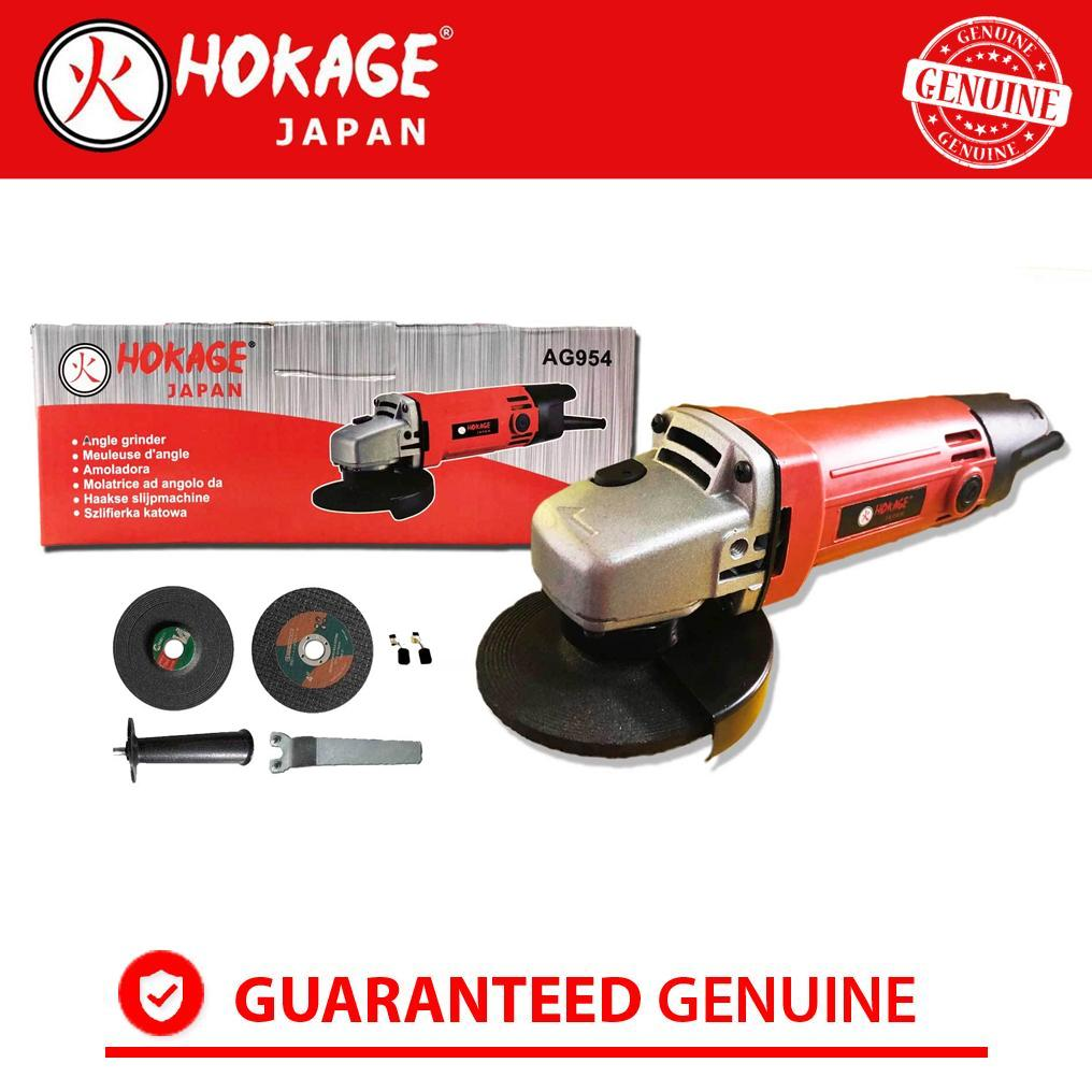 Hokage AG954 Angle Grinder 4-Inch