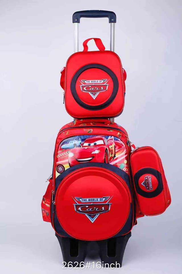 f33b35e597a Kids Trolley Bags for sale - Rolling Backpack for Kids online brands ...
