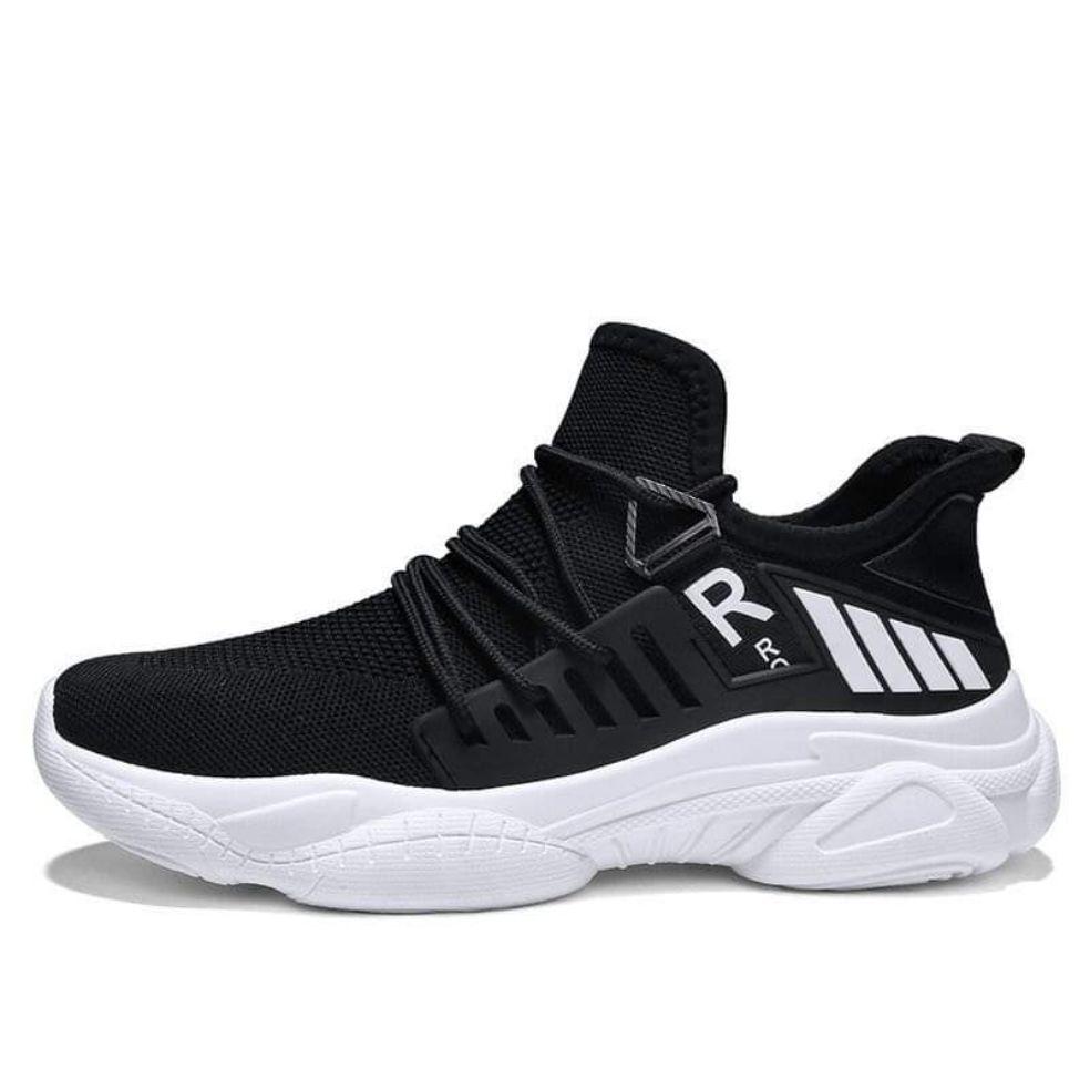 Black Rocket Men's Sports Shoes: Buy