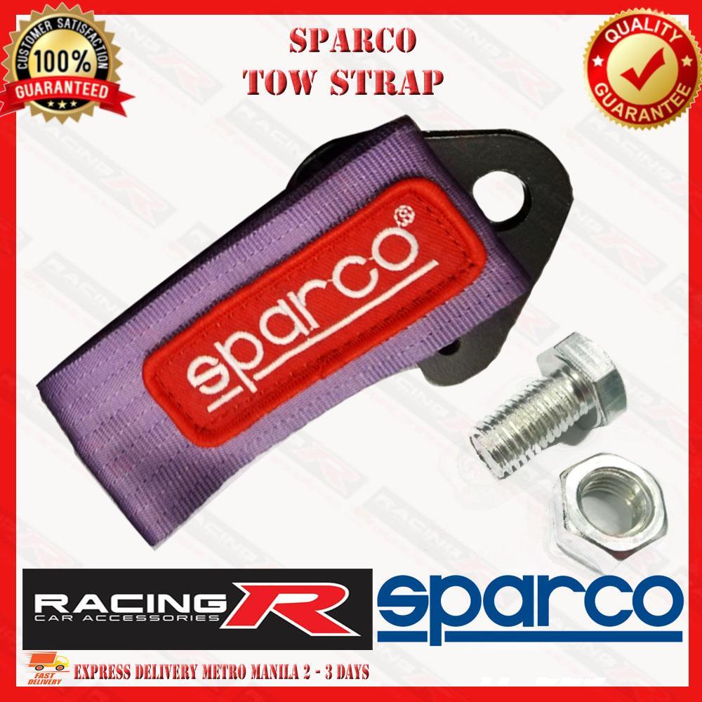 Sparco Tow Strap (Purple) ( Car Accessories )