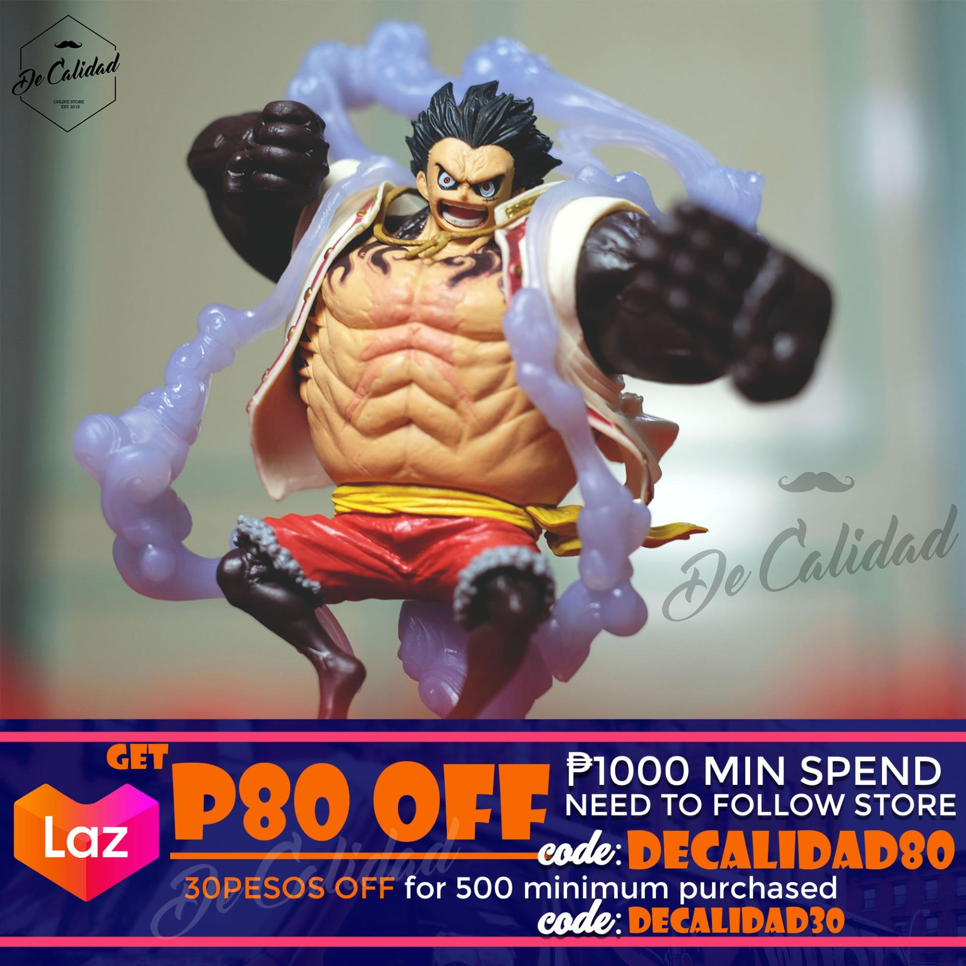 KING OF ARTIST THE BOUND MAN 100/% Authentic! One Piece MONKEY.D.LUFFY