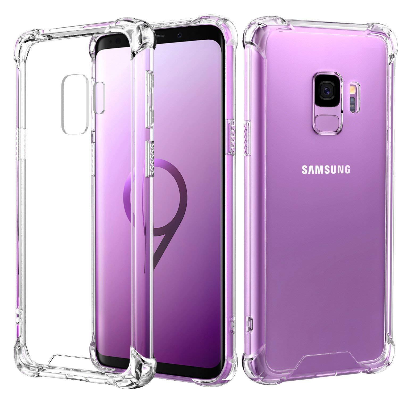 Samsung Galaxy J6 2018 Case, Galaxy J6 2018 Cases, Crystal Clear Case Hard Back